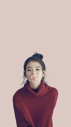 IU iphone Wallpapers & LockScreen - Best of Wallpapers for Andriod and ios Pretty Korean Girls, Korean Beauty Girls, Cute Korean Girl, Photography Poses Women, Portrait Photography, Korean Photoshoot, Girl Artist, Fandom, Iu Fashion