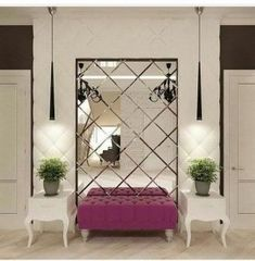 Awesome Large Wall Mirror Decor Ideas Decorating With Large Wall Mirrors Awesome Large Wall Mirror Decor Ideas. Wall mirrors can give a modern look and feel to any area when hung in strateg… Decor, House Interior, Mirror Wall Living Room, Mirror Design Wall, Mirror Wall Decor, Interior, Entryway Decor, Mirror Wall Bedroom, Home Decor