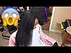 No, ma'am . IT'S NOT FAKE HAIR!!! [Video] - http://community.blackhairinformation.com/video-gallery/weaves-and-wigs-videos/no-maam-not-fake-hair-video/