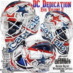 https://flic.kr/p/QGFVMc | DC Dedication - EVO Volume 2 | Braden Holtby, Washington Capitals, 2016