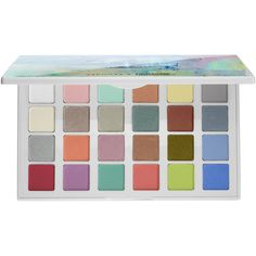 SEPHORA+PANTONE UNIVERSE Modern Watercolors Eyes Palette ($39) ❤ liked on Polyvore featuring beauty products, makeup, eye makeup, eyeshadow, beauty, cosmetics, eyes, filler, sephora collection and sephora collection eyeshadow