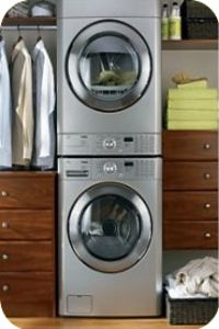 stacked washer dryer - Google Search @ Katie Willis