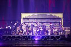 Elyxion in Bangkok Kpop Exo, Exo K, Exo News, Exo Official, Exo Concert, Xiuchen, Exo Ot12, Music Is Life, Chanyeol
