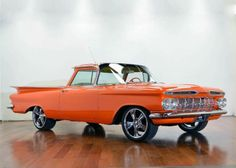 1959 the year Chevy introduced the El Camino