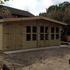 (ID.SUM.3E) 18 x 10 SUMMER HOUSE