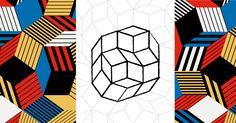 Penrose Project … Mise en scène vertigineuse… la géométrie d'Ich&Kar envahit l'espace du sol au plafond… et se décline à loisir pour toute la maison.