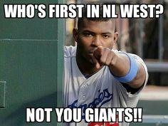 Dodgers memes