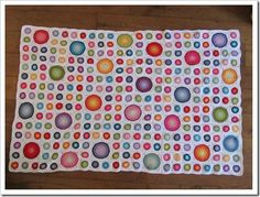 Just-Do: Large circles in a square, tutorial