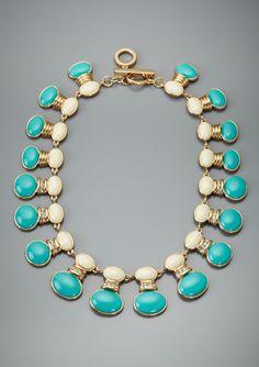 ANNE KLEIN Statement Collar Necklace