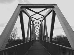 Brücke in Duisburg