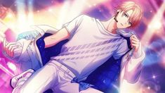 Mixed Boy, Free Mind, Spring Photos, Ensemble Stars, Kawaii Anime, Chibi, Anime Art, Projects, Anime Boys