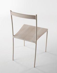 Cord Chair by Japanese designer Oki Sato for Maruni (2009) www.nendo.jp