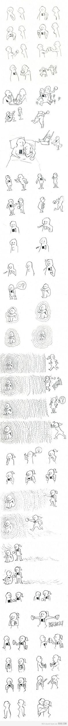Funny pictures about True love. Oh, and cool pics about True love. Also, True love photos. Story Of My Life, Love Story, True Love, Sketch Manga, Love Him, My Love, Love Drawings, Pencil Drawings, Simple Drawings