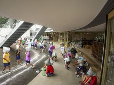 Inside the world's best kindergarten |