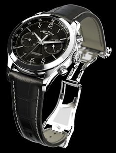 ARMAND NICOLET M02 watch - Presentwatch.com