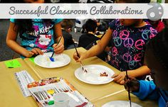 Arts Integration and Collaborating with Classroom Teachers