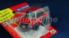 CHORO-Q SUPER REAL 2004 | HONDA CIVIC 1974 RS | NO.4 | RED