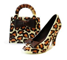 Scarpa Borsa chocolate shoes
