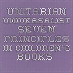 Unitarian Universalist Seven Principles in Children's Books