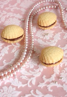 Shortbread Cookie Shell