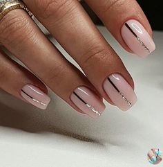 In look for some nail designs and ideas for your nails? Listed here is our listing of must-try coffin acrylic nails for stylish women. Perfect Nails, Gorgeous Nails, Love Nails, Pretty Nails, Nyc Nails, Glam Nails, Nail Manicure, Faux Ongles Gel, Milky Nails