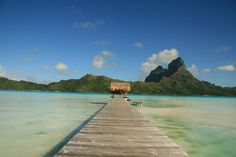 Pontoon Bora Bora