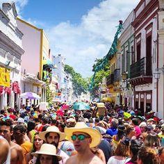 ACONTECE: Olinda entra no clima de carnaval com ensaios aber...