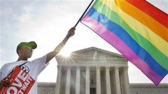 The Supreme Court ruled Friday that same-sex couples have a right to marry in all 50 states.