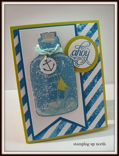 Laurie: stamping up north: Stampin Up Hello Sailor # 5