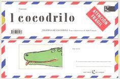 ¿Qué son las lágrimas de cocodrilo? de André François. Factoria K #libros #infantil #kids #books
