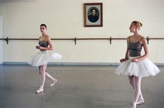 Nikolay Tsiskaridze Vaganova rehearsals - Part I  Students at Vaganova Ballet Academy preparing for their graduation performances at the Mariinski Theatre.
