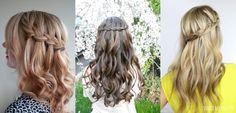 Foto: Reprodução / Hair Romance | Zesty Fashion | Twist me pretty Hair Romance, Long Hair Styles, Pretty, Beauty, Fashion Hair, Rose, Hair Steps, Types Of Braids, How To Box Braid