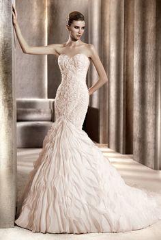 Svatební šaty Pronovias Binefar