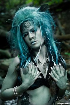 Water Nymph Costume 1000+ images ab...