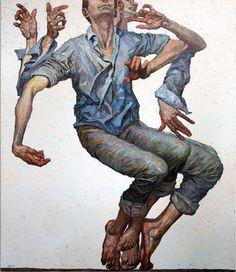 "The art of Denis Sarhazin www.sarazhin-denis.com """