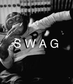 S-W-A-G.