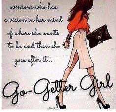 Go lady's