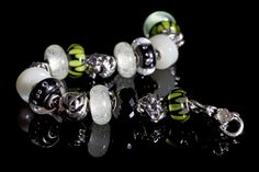 Halloween bracelet Idea #Trollbeads