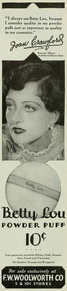 Joan Crawford - Photoplay October 1929