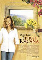 TV. Film. Et hus i Toscana. - Rigtig sød 261014