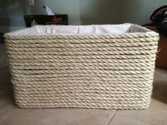 Turning a Diaper Box into a Basket   Red Stick Moms Blog