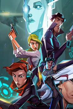 Invisible Inc. video game #gamers