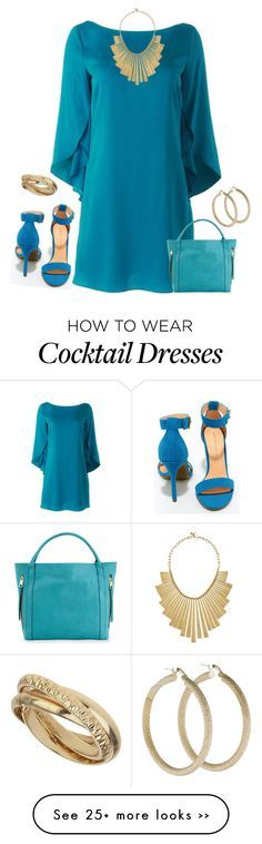 """Milly"" by borntoread on Polyvore"