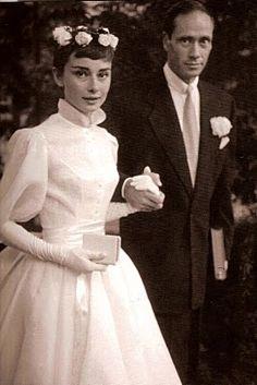 Picture of Elegance Blog.....Hepburn and Ferrer