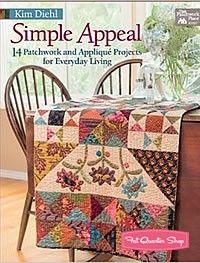 Simple Appeal BookKim Diehl