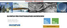Pro Photographer Showdown 2018 - Invitee