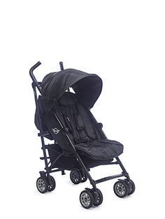Easywalker Mini Buggy and Mosquito Net - Midnight Jack