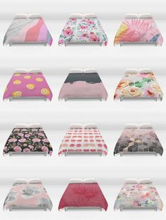 Society6 Pink Duvet Covers - Society6 is home to hundreds of thousands of artists from around the globe, uploading and selling their original works as 30+ premium consumer goods from Art Prints to Throw Blankets. They create, we produce and fulfill, and every purchase pays an artist.