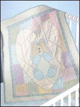 Bunny Hugs quilt pattern
