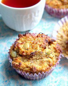 Muffinki marchewkowe bez dodatku cukru | Blog kulinarny - codojedzenia.pl